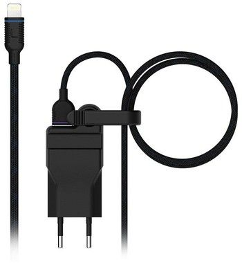 Unisynk USB Charger With MFI Lightning Cable