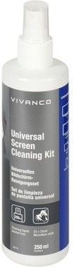 Vivanco Universal Screen Cleaning Kit 250ml