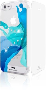 White Diamonds Liquid Booklet (iPhone 5/5S/SE)