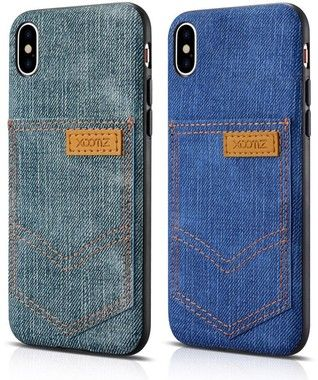 sports shoes 8b4c6 d2b79 Xoomz Jeans Cover (iPhone X Xs)