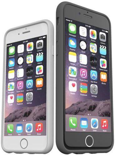 Proper - M Lite Case (iPhone 6/6S) - Ljusgrå/vit
