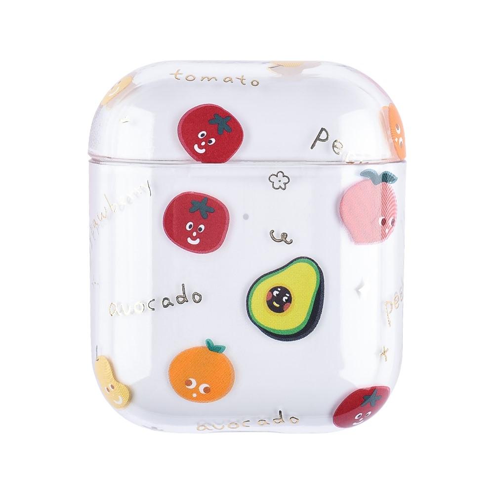 Trolsk Fruit Case - Multiple Fruits (AirPods 1/2)