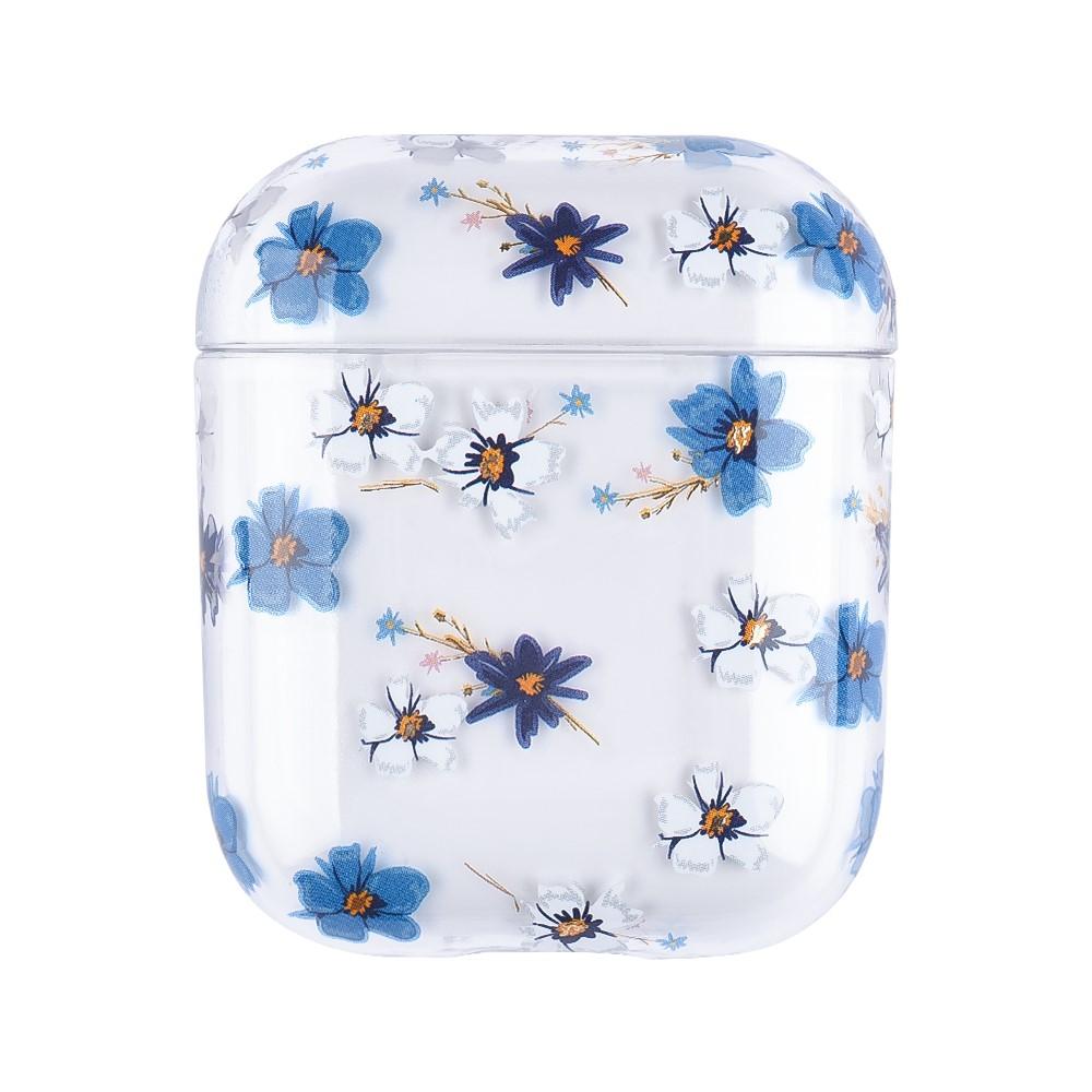 Trolsk Printed Case - Blue Flowers
