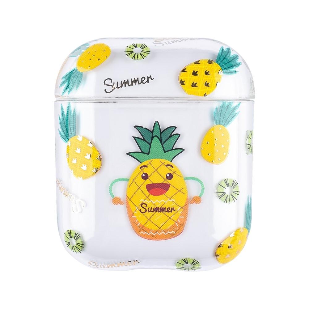 Trolsk Fruit Case - Pineapple (AirPods 1/2)