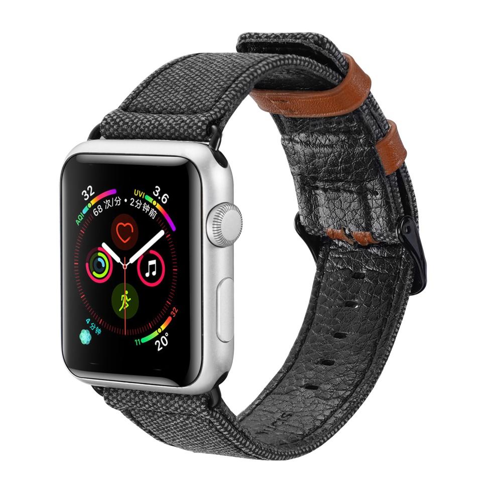Dux Ducis Casual Band (Apple Watch 44/42 mm) - Grå