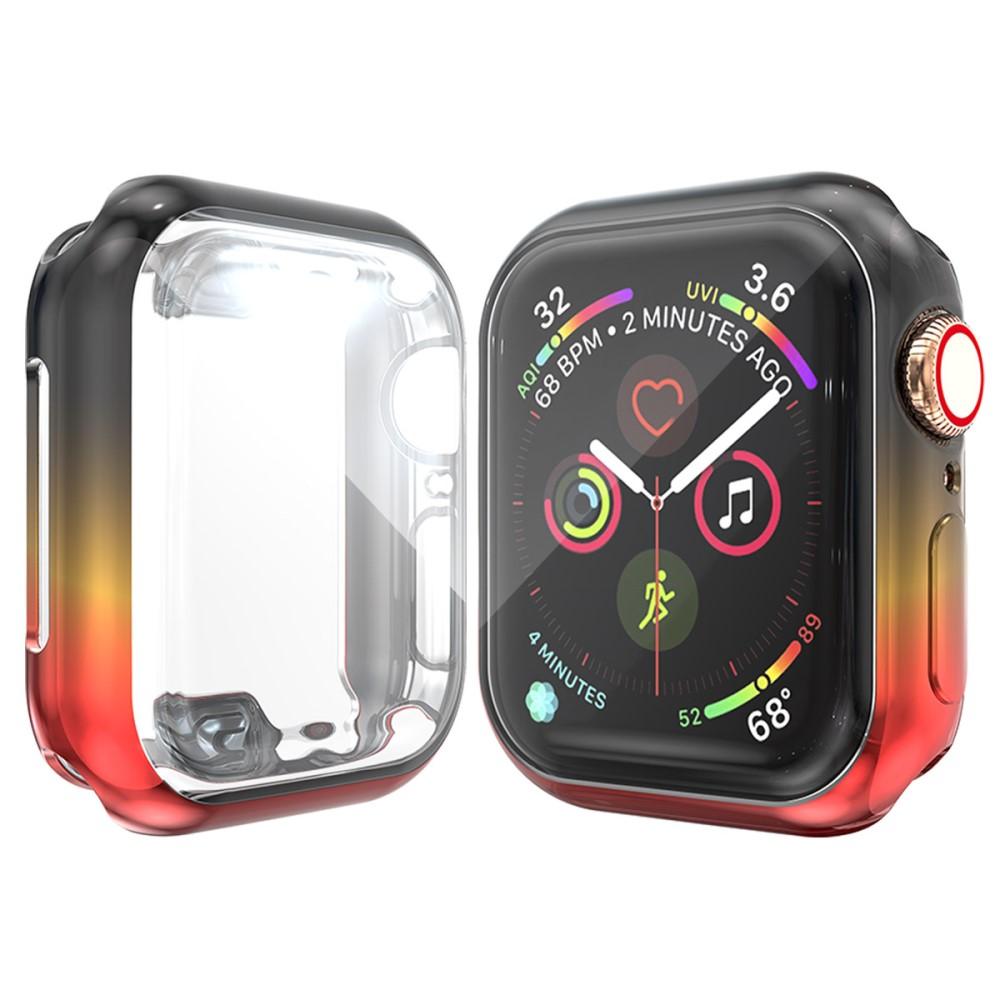 Trolsk Color Case (Watch 44 mm) - Röd/gul/grön/blå