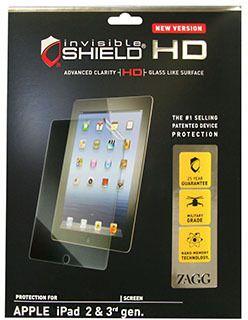 Invisible Shield Front HD (iPad)