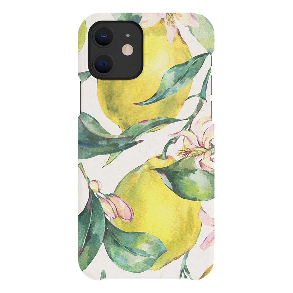 A Good Company - Lemon Tree Case (iPhone 12 mini)