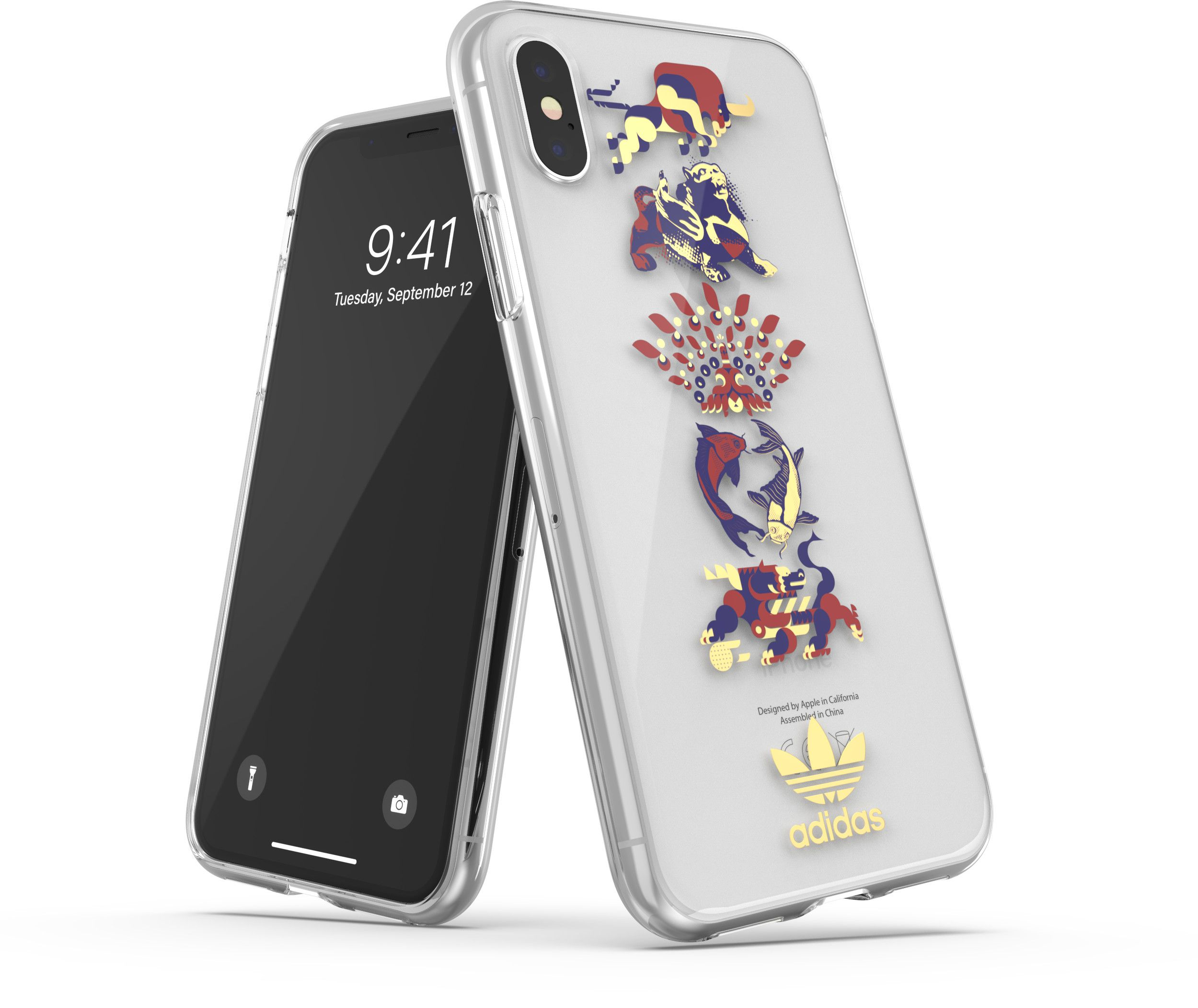 Adidas OR Protective CNY Case (iPhone X/Xs)