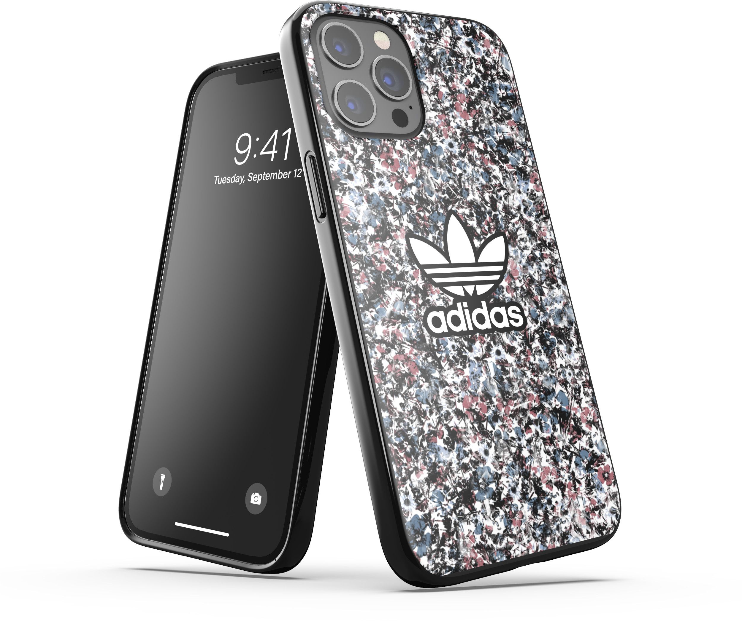 Adidas OR Snap Case Belista Flower (iPhone 12 Pro Max)