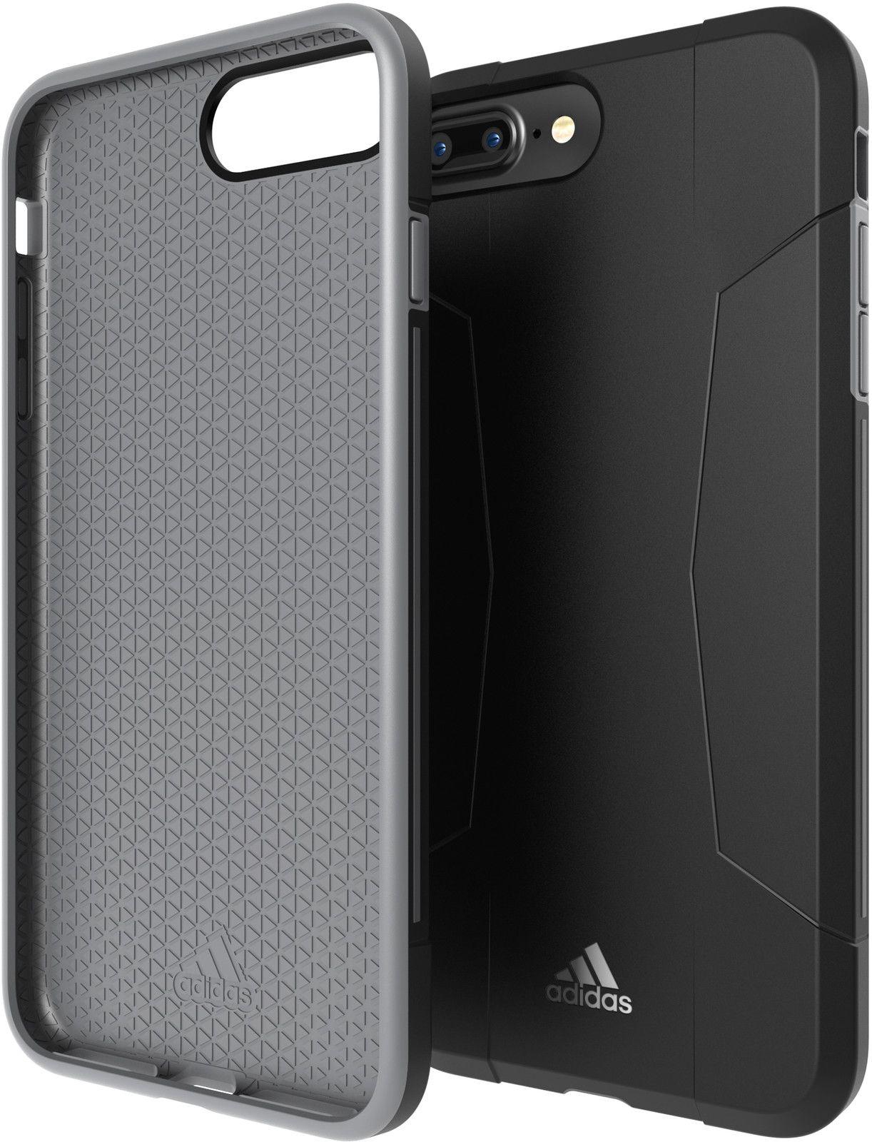 Adidas Solo Case (iPhone 8/7/6(S) Plus) - Svart/röd