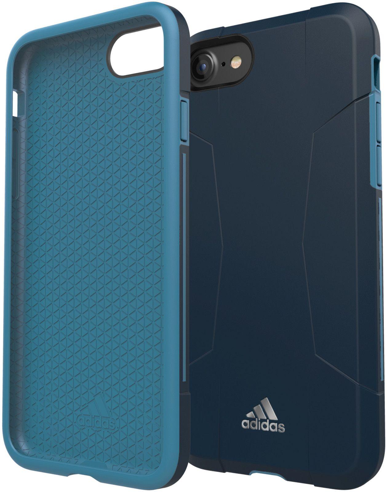 Adidas Solo Case (iPhone SE2/8/7/6/6S) - Mint/blå