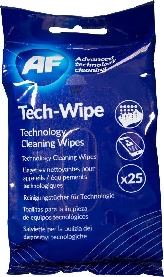 AF Tech-Wipe 25 st