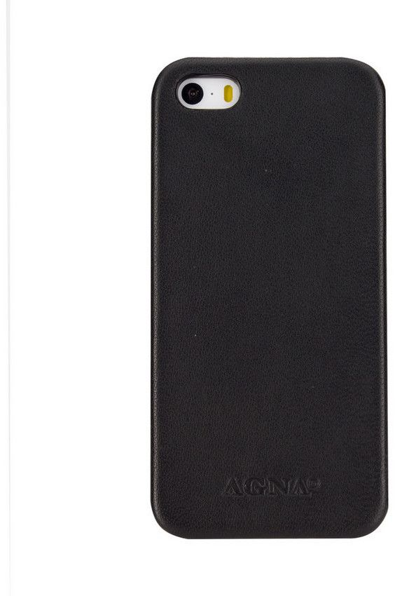 Agna iPlate Real Leather (iPhone 5/5S/SE)
