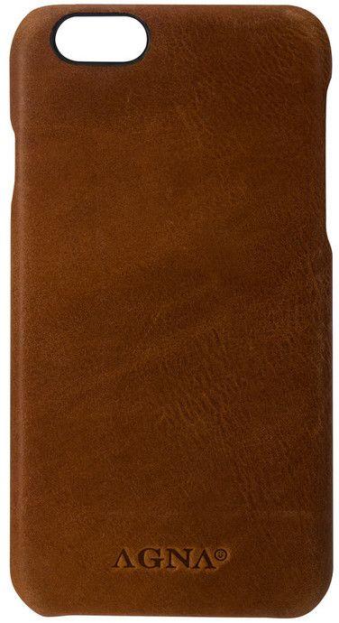 Agna iPlate Real Leather (iPhone 7) – Grön