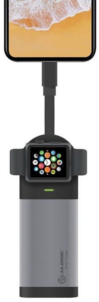 Alogic 6700mAh Power Bank (Apple Watch & iPhone)