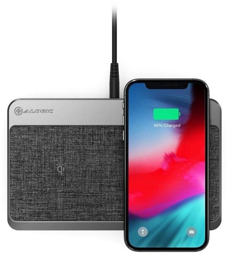 Alogic Power Hub Multi-Device Wireless & Charging Station