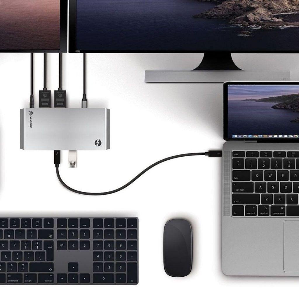 Alogic Thunderbolt 3.0 TURBO Docking Station with USB-C Compatibility