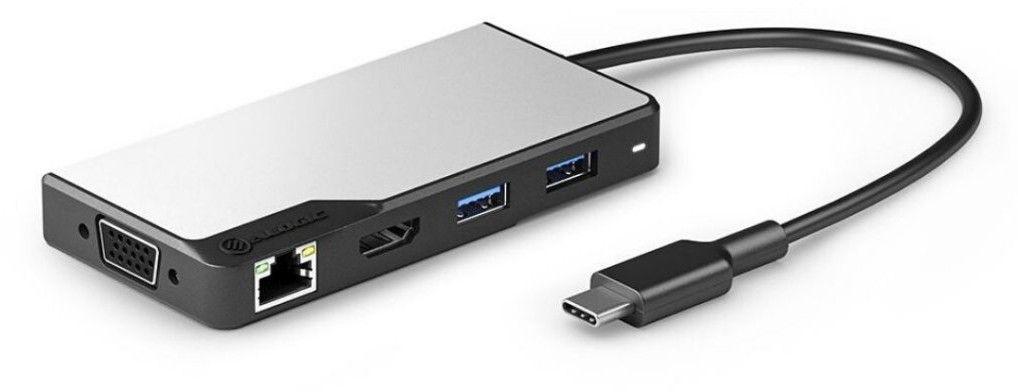 Alogic USB-C Fusion MAX 6-in-1 Hub
