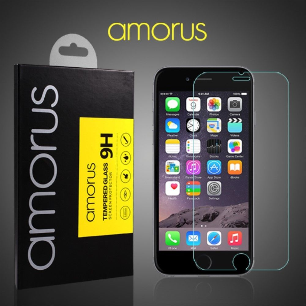 Amorus HD Tempered Glass (iPhone 6/6S)