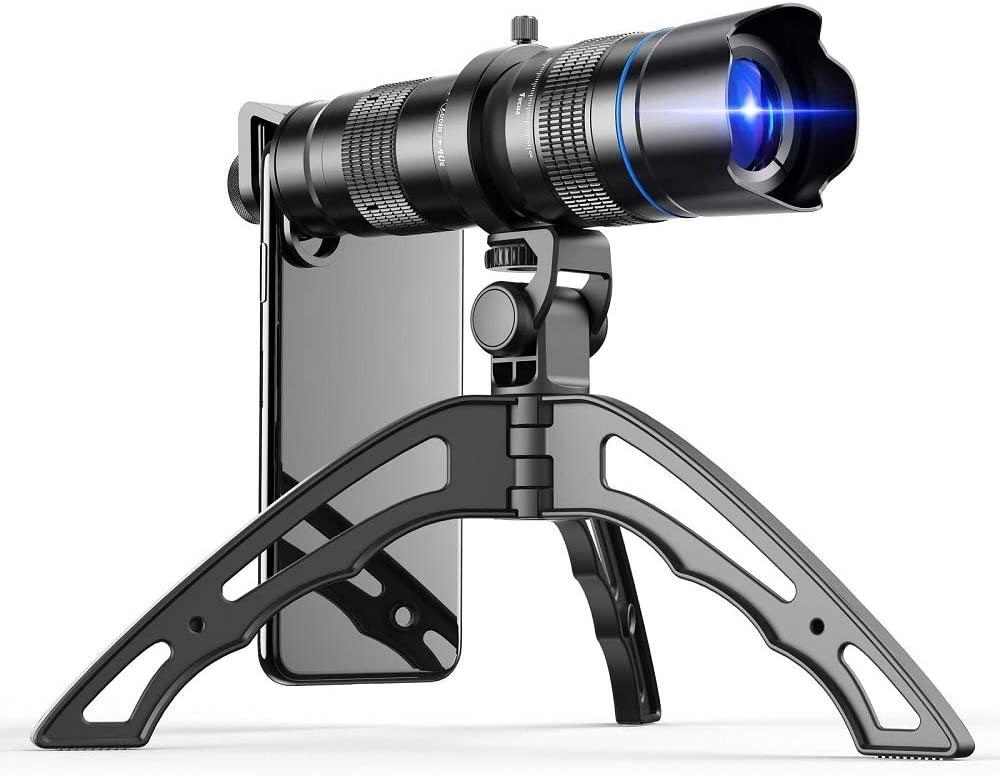 Apexel 20-40x Zoom Smartphone Lens