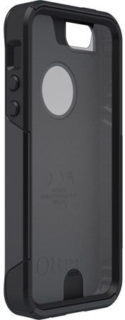 OtterBox Commuter Case (iPhone 5) - svart