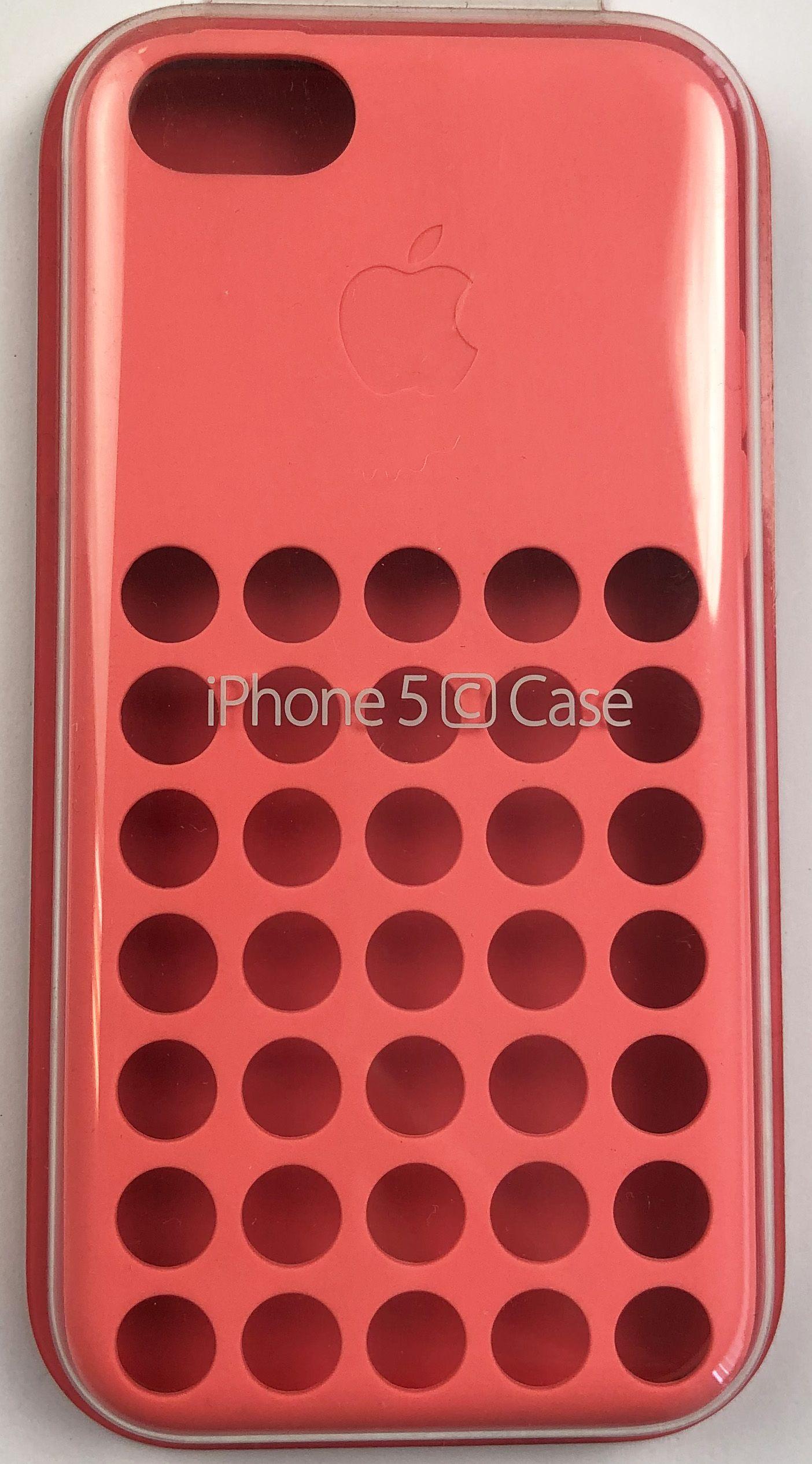 Apple iPhone 5C Case (iPhone 5C) - Rosa