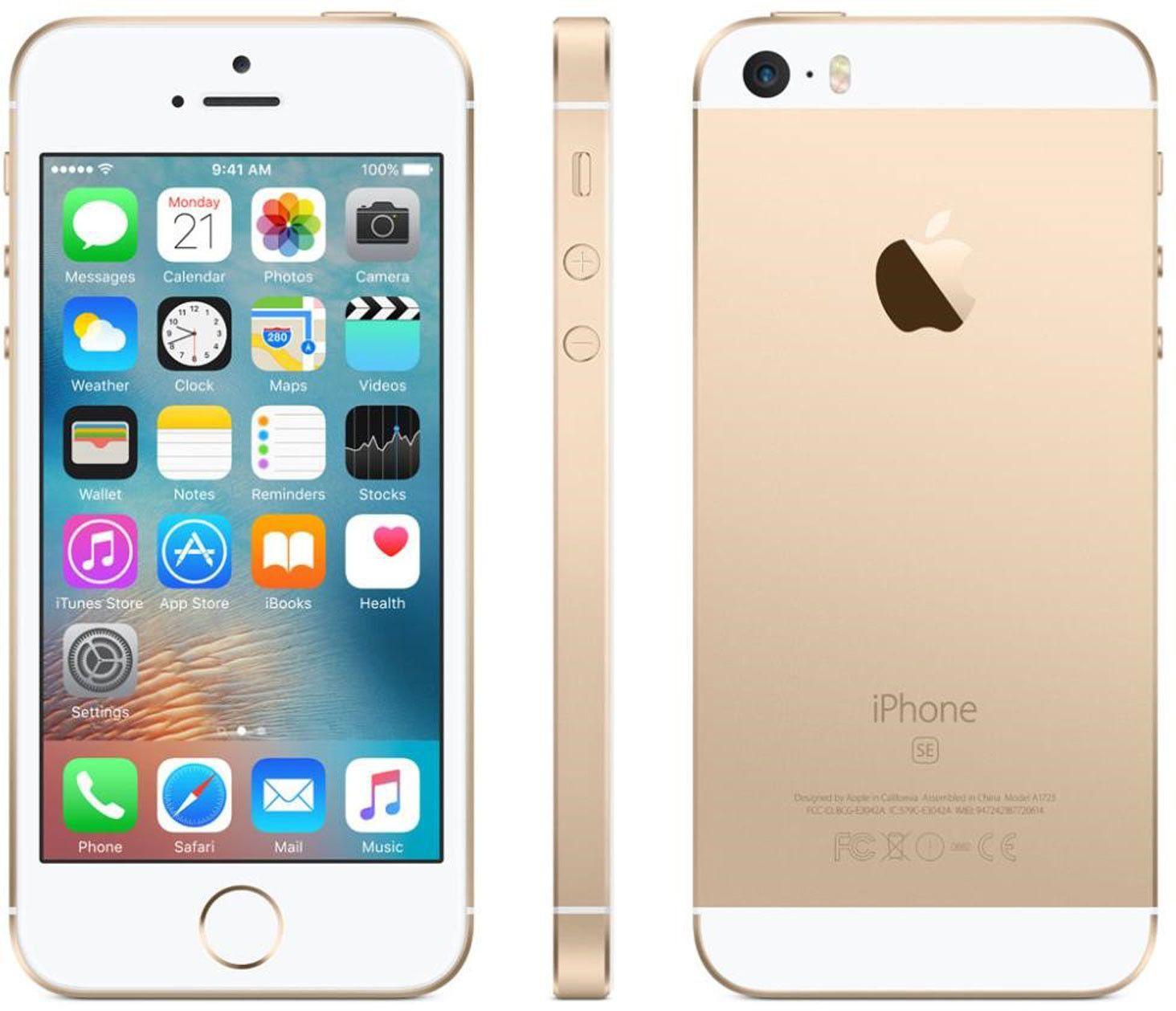 Apple iPhone SE - 128GB Guld
