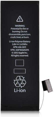 Batteri iPhone 5