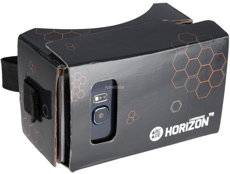 Arcade Virtual Reality Horizon Cardboard