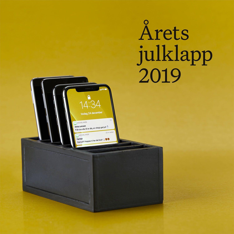 Årets julklapp 2019 - mobillåda