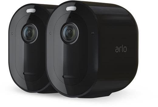 Arlo Pro 3 Wirefree 2 Camera System VMS4240 - Svart
