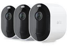 Arlo Pro 3 Wirefree 3 Camera System VMS4340