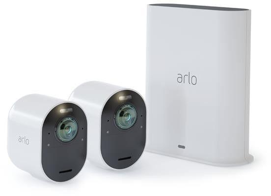 Arlo Ultra 4k UHD Wirefree 2 Camera System VMS5240
