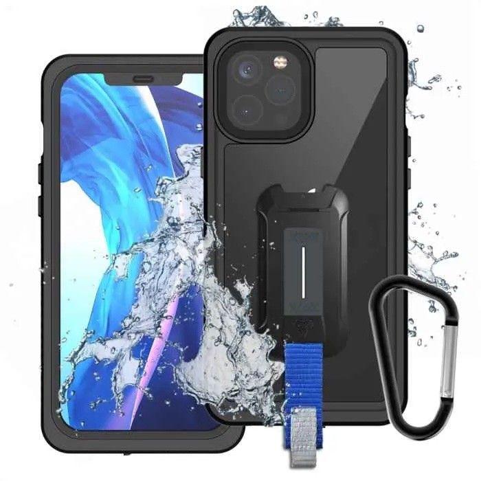 Armor-X Waterproof Case (iPhone 12/12 Pro)