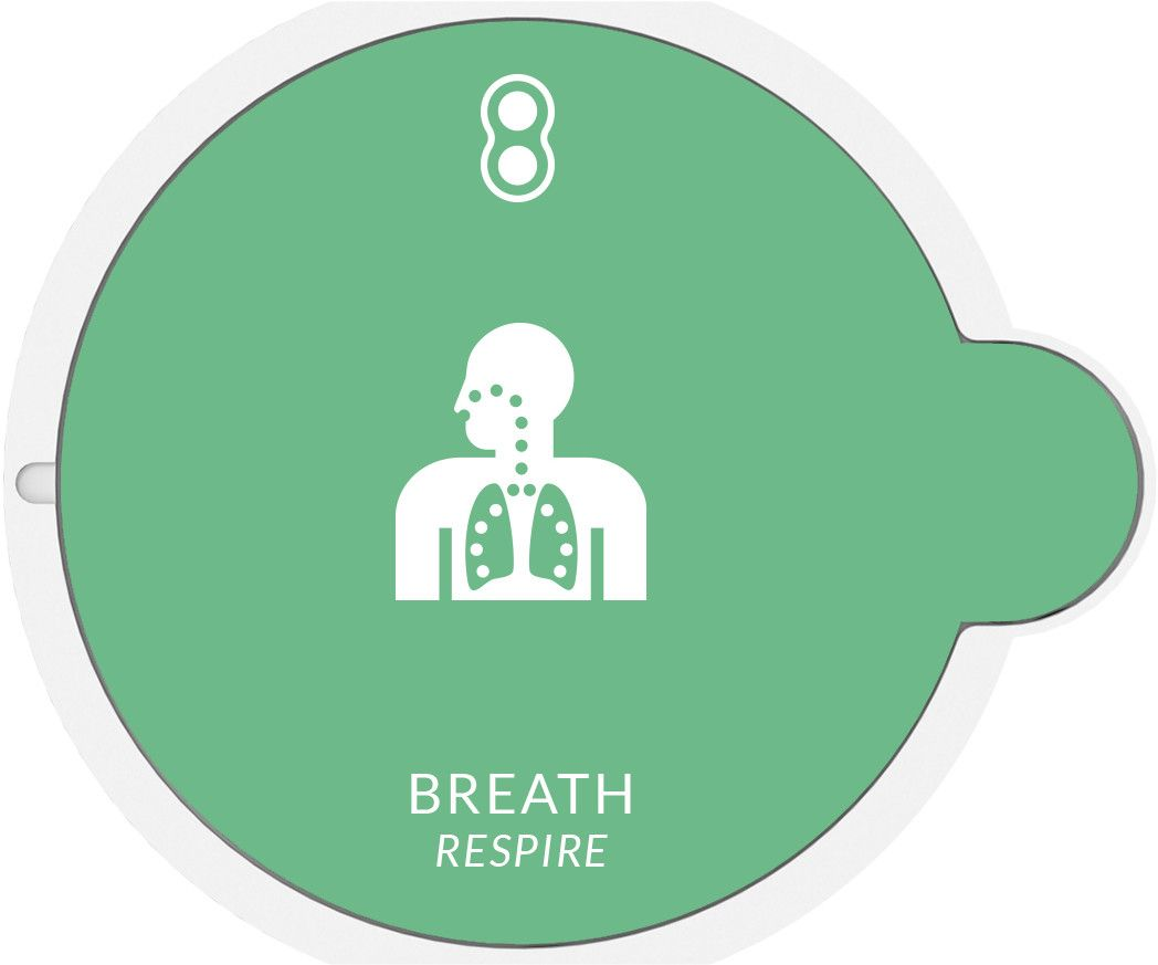 AromaCare Breathing Capsule 3-pack