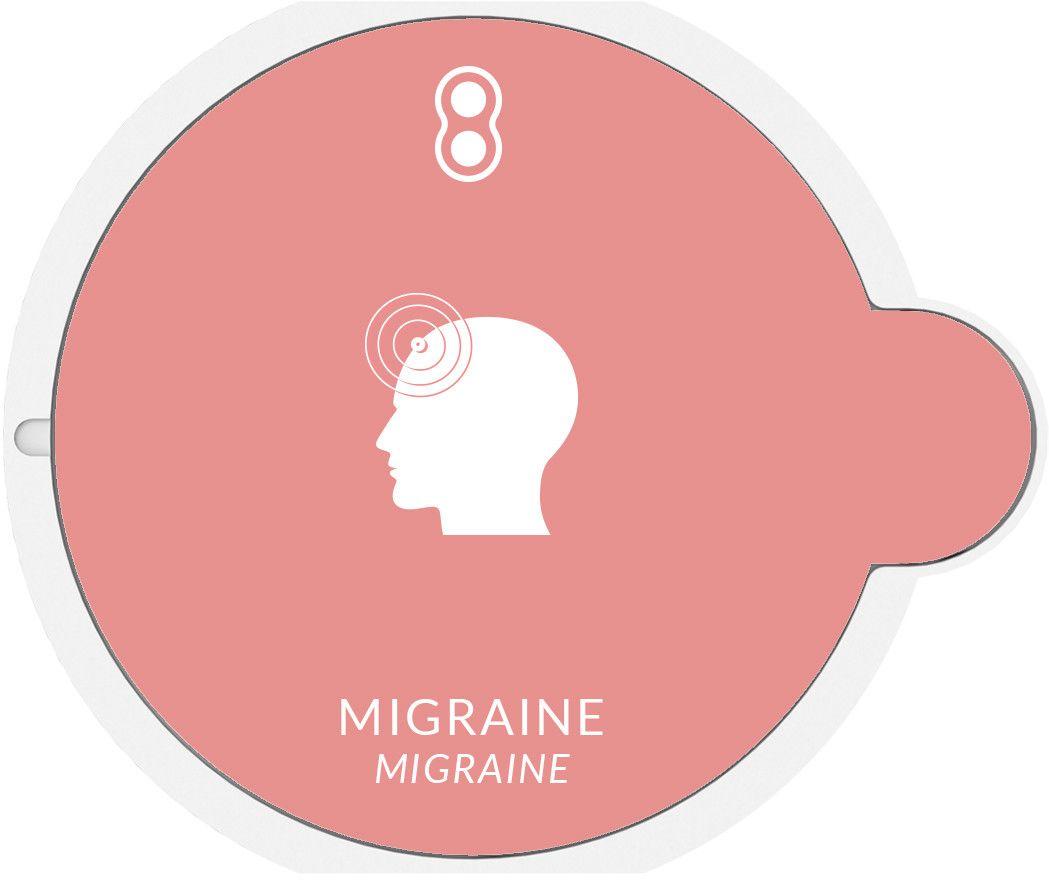 AromaCare Migraine Capsule 3-pack