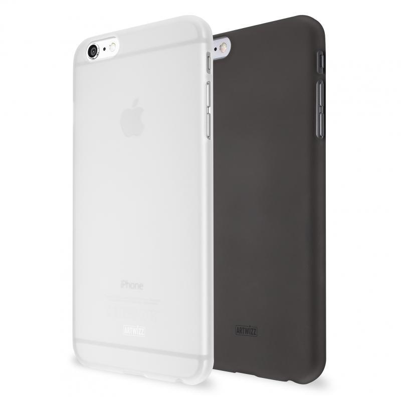 Artwizz Rubber Clip (iPhone 6(S) Plus) - Svart