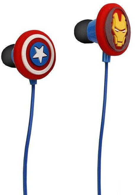 Avengers-Hörlurar In-Ear