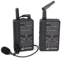 Azden Wireless Microphone PRO-XD