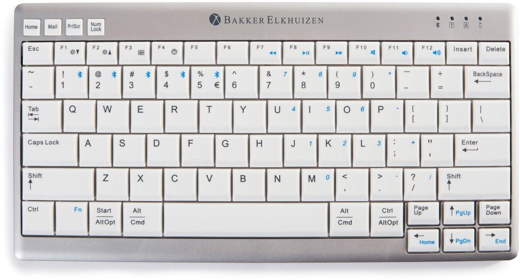 BakkerElkhuizen Ultraboard 950 Wireless Keyboard