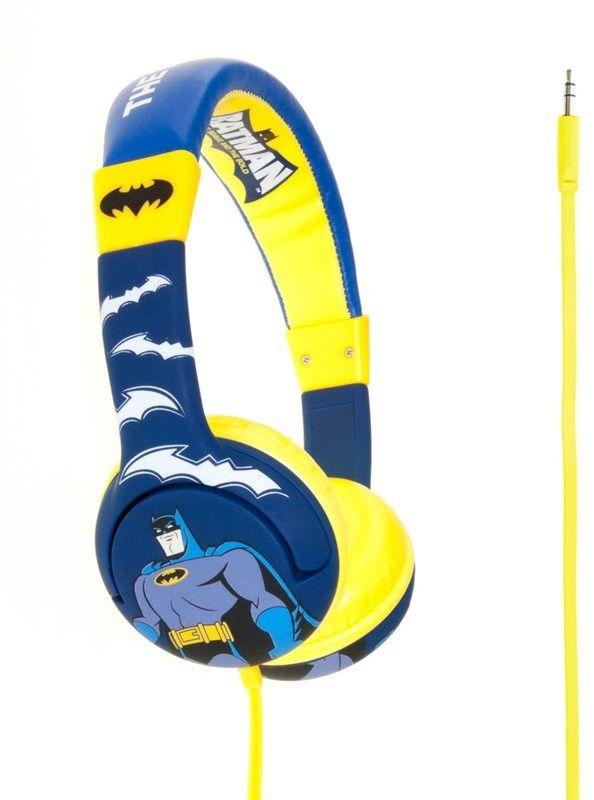 Barnhörlurar Batman Figur