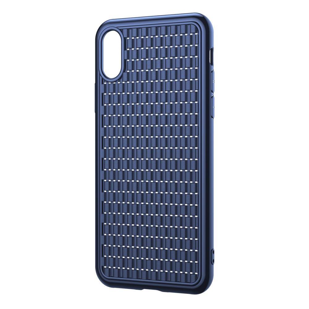Baseus BV TPU Case (iPhone Xs Max) - Blå