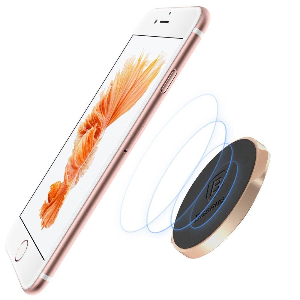 Baseus Magnetic Car Bracket (iPhone) - Svart