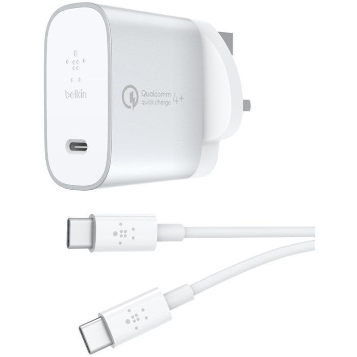 Belkin Boost Charge USB-C Home Charger + Cable
