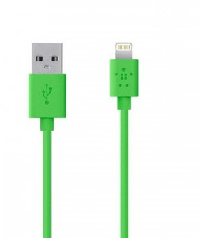 Belkin MixIt Lightning to USB Cable - grön