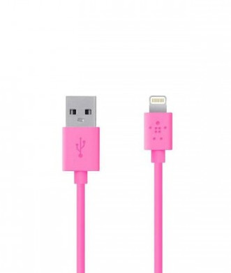 Belkin MixIt Lightning to USB Cable - rosa