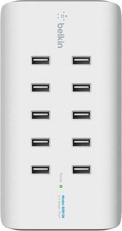 Belkin RockStar 10-Port USB Charging Station