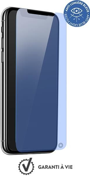 Bigben Force Glass Anti-Blue with Installation Kit (iPhone Xs Max)