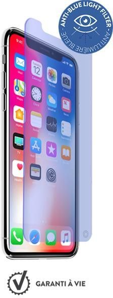 Bigben Force Glass Anti-Blue with Installation Kit (iPhone X/Xs)
